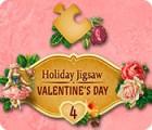 لعبة  Holiday Jigsaw Valentine's Day 4