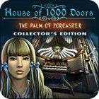 لعبة  House of 1000 Doors: The Palm of Zoroaster Collector's Edition