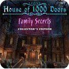 لعبة  House of 1000 Doors: Family Secrets Collector's Edition