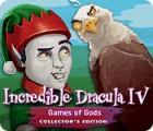 لعبة  Incredible Dracula IV: Game of Gods Collector's Edition