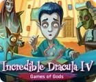 لعبة  Incredible Dracula IV: Game of Gods