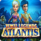 لعبة  Jewel Legends: Atlantis