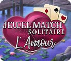 لعبة  Jewel Match Solitaire: L'Amour