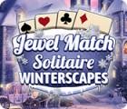لعبة  Jewel Match Solitaire: Winterscapes