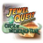 لعبة  Jewel Quest Mysteries: Curse of the Emerald Tear