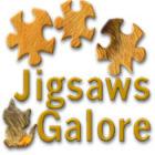 لعبة  Jigsaws Galore