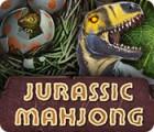 لعبة  Jurassic Mahjong