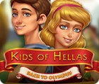 لعبة  Kids of Hellas: Back to Olympus