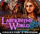لعبة  Labyrinths of the World: Stonehenge Legend Collector's Edition