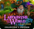 لعبة  Labyrinths of the World: Fool's Gold Collector's Edition