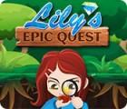 لعبة  Lily's Epic Quest