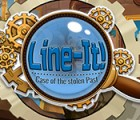 لعبة  Line-it! : Case of the Stolen Past