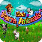 لعبة  Lisa's Farm Animals