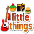 لعبة  Little Things