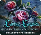 لعبة  Living Legends Remastered: Ice Rose Collector's Edition