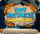 لعبة  Lost Artifacts: Golden Island Collector's Edition