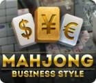 لعبة  Mahjong Business Style