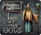 لعبة  Mahjong Masters: Temple of the Ten Gods