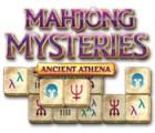 لعبة  Mahjong Mysteries: Ancient Athena