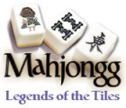 لعبة  Mahjongg: Legends of the Tiles