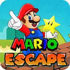 لعبة  Mario Escape