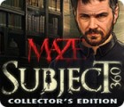 لعبة  Maze: Subject 360 Collector's Edition