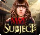 لعبة  Maze: Subject 360