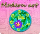 لعبة  Modern Art