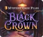 لعبة  Mystery Case Files: Black Crown