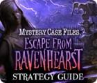 لعبة  Mystery Case Files: Escape from Ravenhearst Strategy Guide