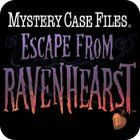 لعبة  Mystery Case Files: Escape from Ravenhearst Collector's Edition