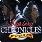 لعبة  Mystery Chronicles: Betrayals of Love