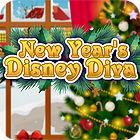 لعبة  New Year's Disney Diva