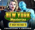 لعبة  New York Mysteries: High Voltage Collector's Edition