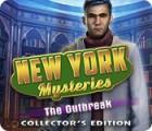 لعبة  New York Mysteries: The Outbreak Collector's Edition