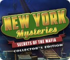 لعبة  New York Mysteries: Secrets of the Mafia. Collector's Edition