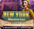 لعبة  New York Mysteries: The Lantern of Souls Collector's Edition