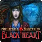 لعبة  Nightfall Mysteries: Black Heart
