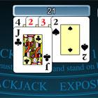 لعبة  Open Blackjack