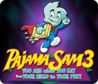 لعبة  Pajama Sam 3: You Are What You Eat From Your Head to Your Feet