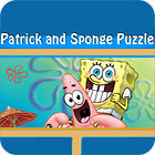 لعبة  Patrick And Sponge Bob Jigsaw