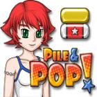 لعبة  Pile & Pop