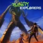 لعبة  Planet Explorers