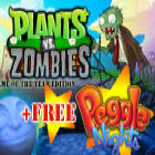 لعبة  Plants vs Zombies Game of the Year Edition