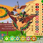 لعبة  Prehistoric Roulette