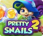 لعبة  Pretty Snails 2