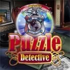 لعبة  Puzzle Detective