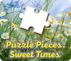 لعبة  Puzzle Pieces: Sweet Times