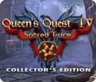 لعبة  Queen's Quest IV: Sacred Truce Collector's Edition