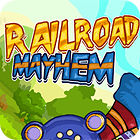 لعبة  Railroad Mayhem